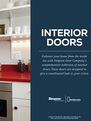 Simpson Interior Doors, Brochure Name